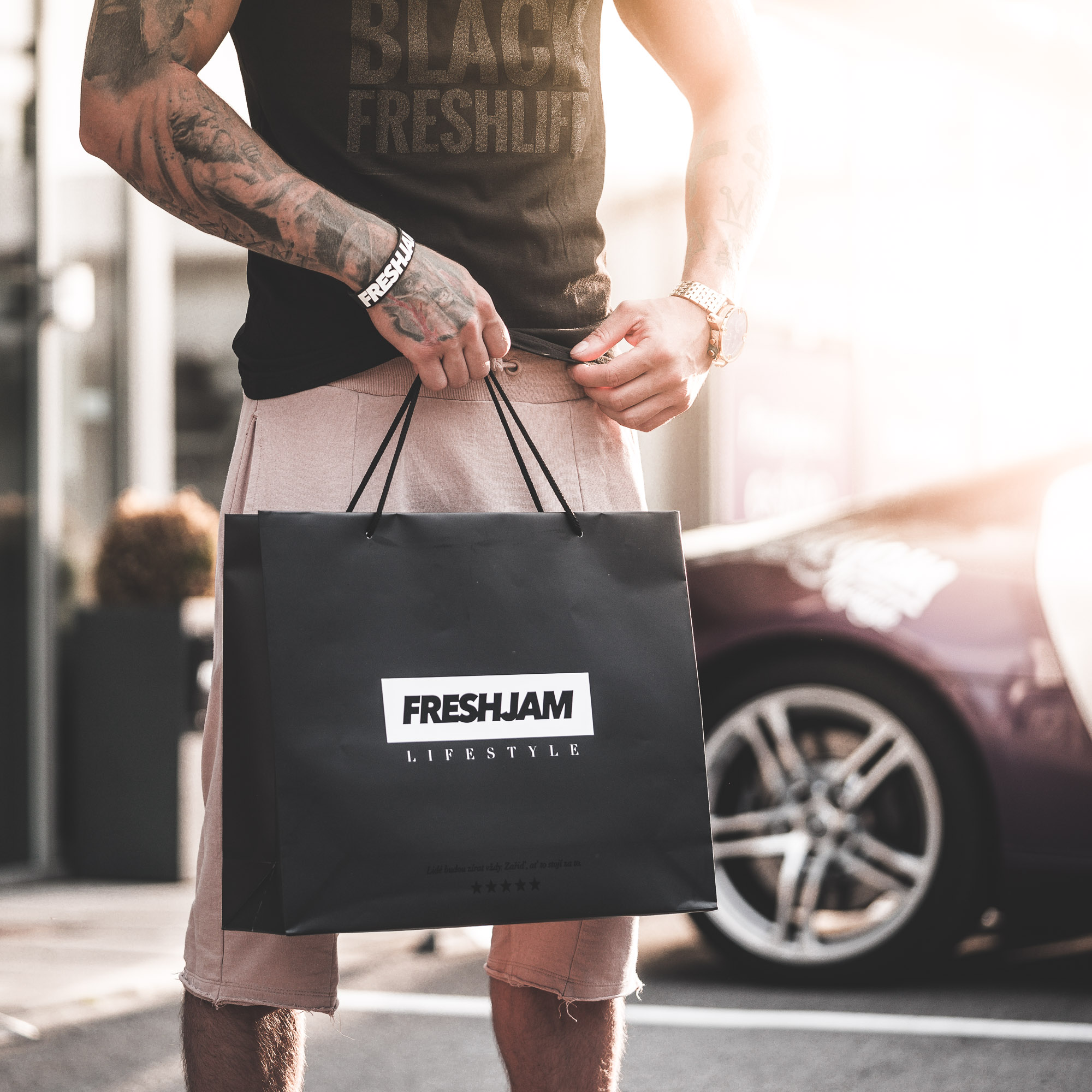 Shopping Bag FJ HQ Machi