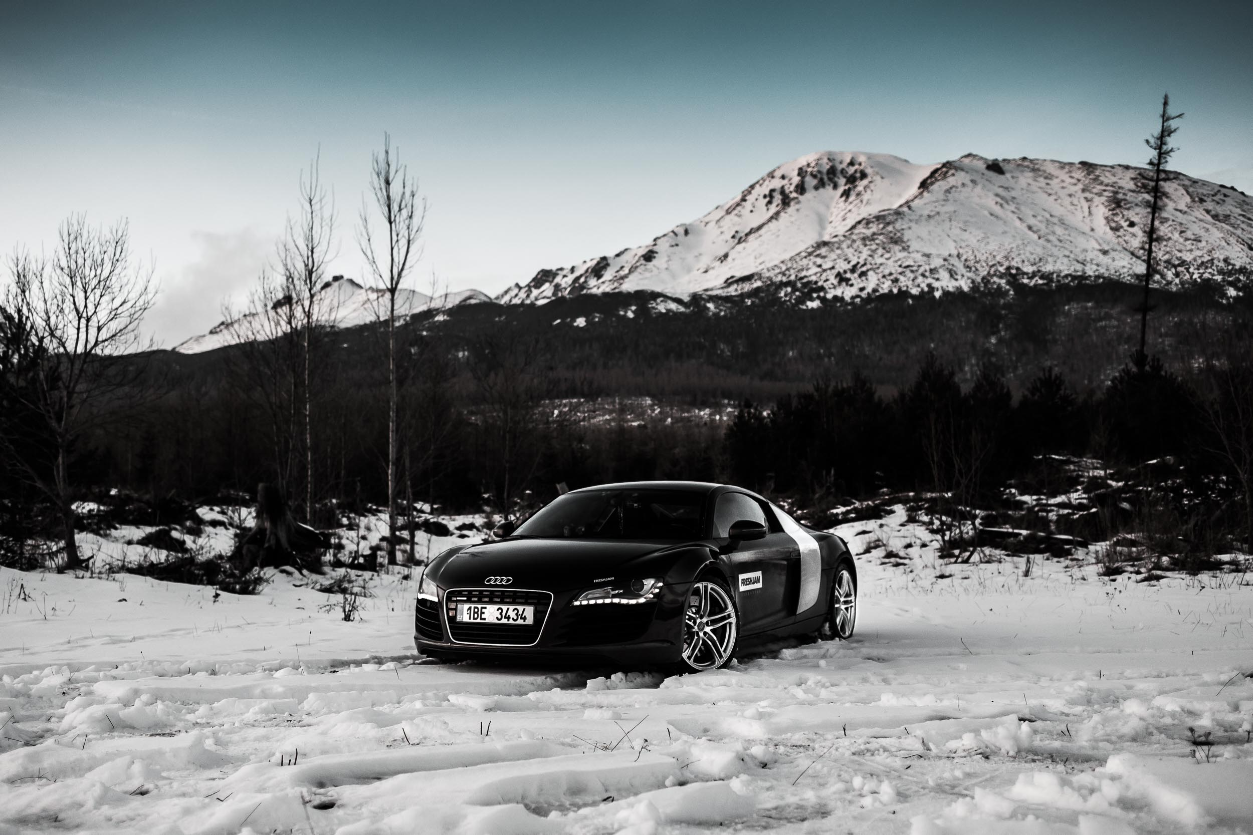 R8 High Tatras Snow for Smartphones