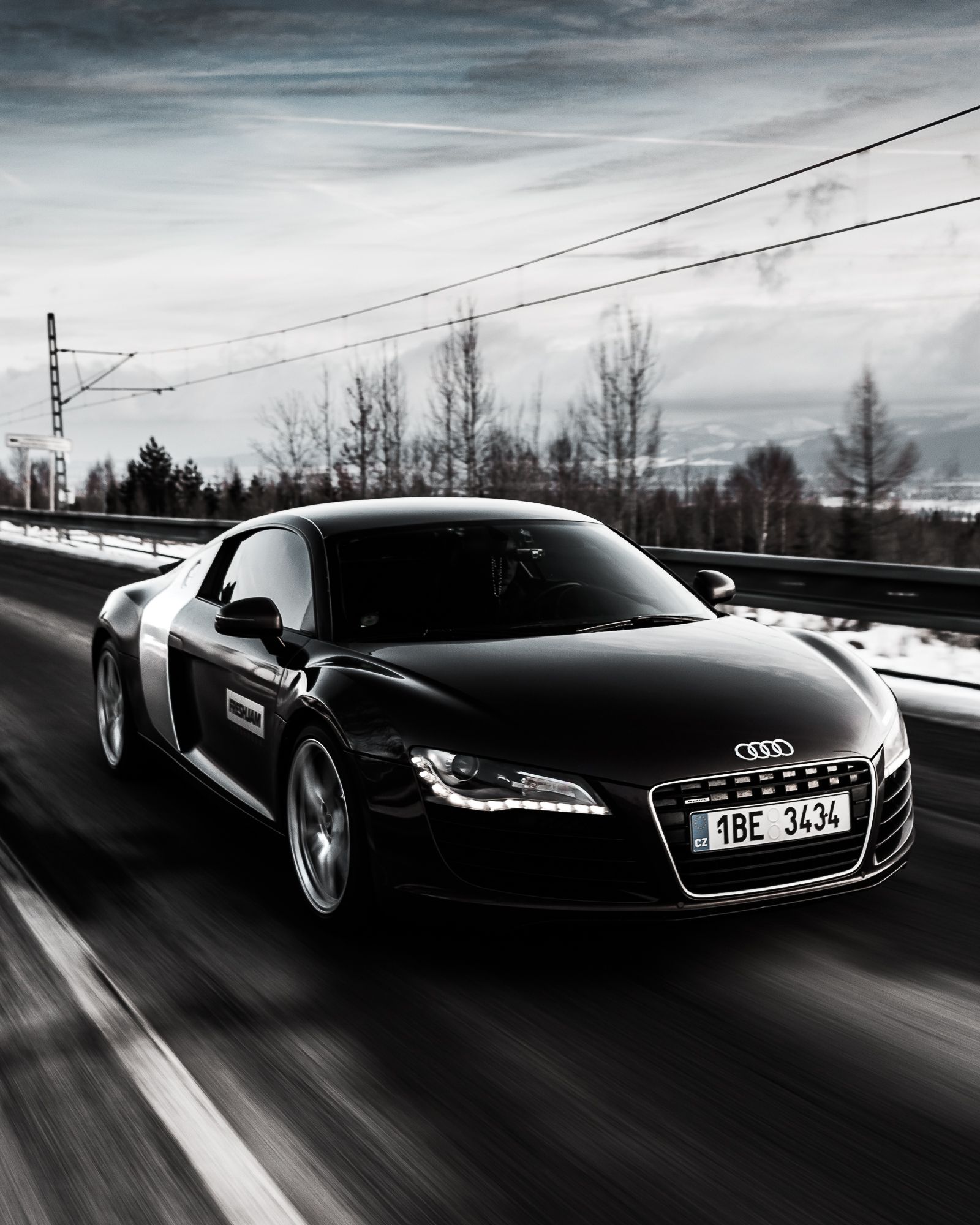 Rolling Shot High Tatras R8