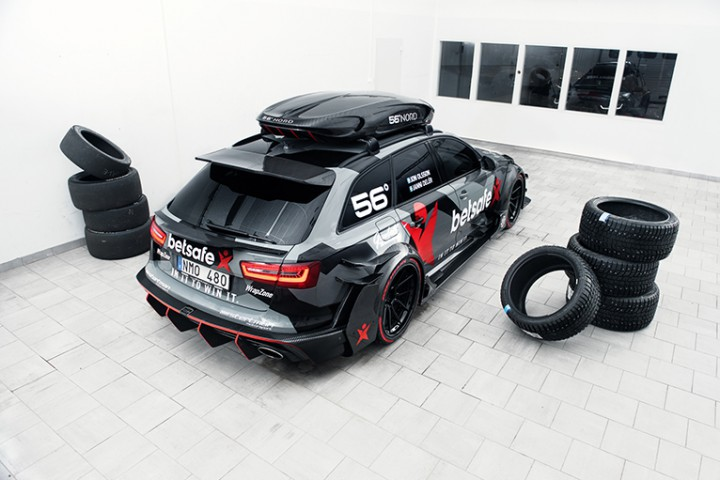 Jon Olsson a jeho Audi RS6 DTM: In It To Win It!